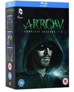 Arrow - Seasons 1-3 (Blu-Ray)