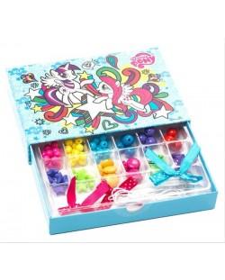 Творчески комплект Revontuli Toys Oy - Направи си сам бижута, Моето малко пони