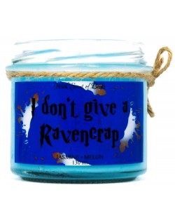 Ароматна свещ - I don't give a Ravencrap, 130 ml