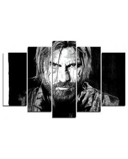 Арт панел - Game of Thrones - Ser Jaime Lannister