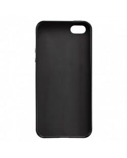 Калъф Artwizz SeeJacket TPU за iPhone 5, Iphone 5s -  черен