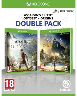Assassin's Creed Odyssey + Assassin's Creed Origins (Xbox One)