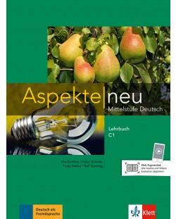 Aspekte Neu C1: Lehrbuch / Немски език - ниво С1: Учебник