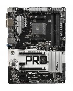 ASROCK Main Board Desktop AM4 B350