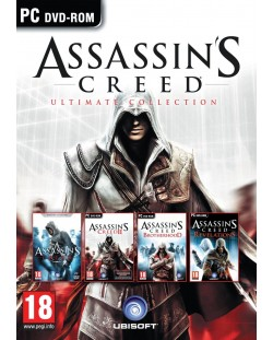 Assassin's Creed Ultimate Collection (PC)