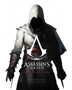 Assassin's Creed: The Complete Visual History (Hardcover)