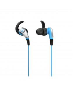 Слушалки Audio-Technica ATH-CKX5BL - сини