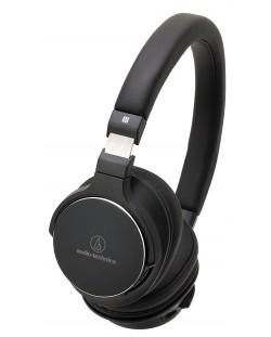 Слушалки с микрофон Audio-Technica ATH-SR5BTBK