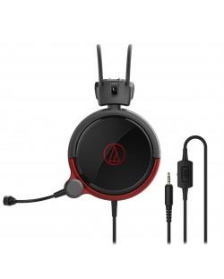 Гейминг слушалки Audio-Technica - ATH-AG1X, hi-fi, черни
