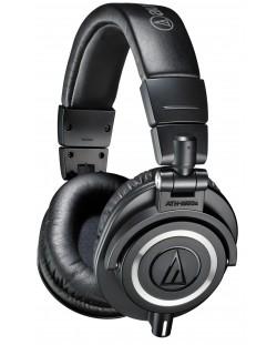 Слушалки Audio-Technica ATH-M50X - черни