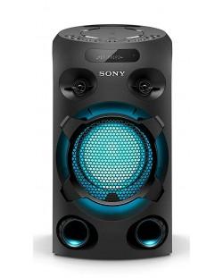 Аудио система Sony - V02, черна