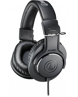 Слушалки Audio-Technica ATH-M20x - черни