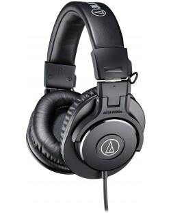 Слушалки Audio-Technica ATH-M30x - черни