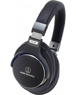 Слушалки Audio-Technica ATH-MSR7BK - черни