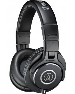 Слушалки Audio-Technica ATH-M40x - черни