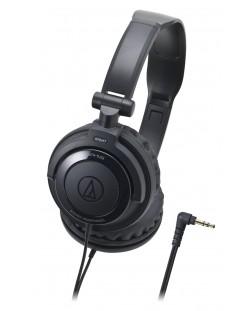 Слушалки Audio-Technica ATH-SJ33 - черни