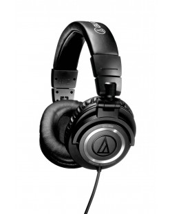 Слушалки Audio-Technica ATH-M50 - черни
