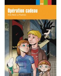 AVENTURE JEUNE Opération cadeau. Libro A2