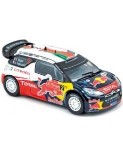 Авто-модел Citroën DS3 WRC Rally Portugal'11 winner Ogier / Ingrassia