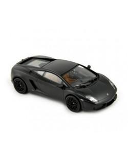 Авто-модел Lamborghini Gallardo LP560-4 2009 Matte Black