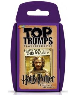 Игра с карти Top Trumps - Harry Potter and The Prisoner of Azkaban