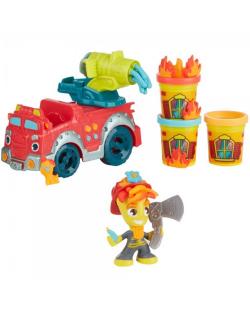 Play Doh Town - Противопожарен камион