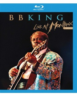 B.B King With Tuff Green Orch - Live At Montreux 1993 (Blu-Ray)