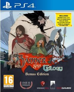 The Banner Saga Trilogy Bonus Edition (PS4)