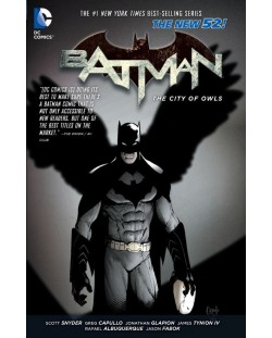 Batman Volume 2: The City of Owls (The New 52)