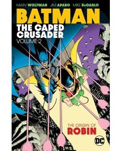 Batman: The Caped Crusader, Vol. 2