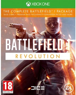 Battlefield 1 Revolution (Xbox One)
