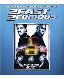 Бързи и яростни 2 (Blu-Ray)