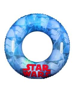 Надуваем пояс Bestway - Star Wars