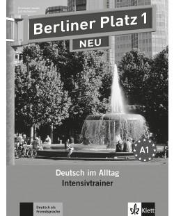 Berliner Platz Neu 1: Немски език - ниво А1 (тетрадка с упражнения)