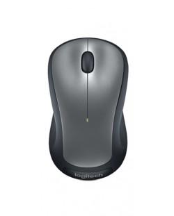 Безжична мишка Logitech - M310 - 2.4GHz, сива