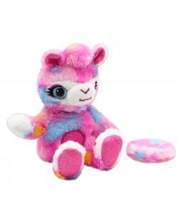 Интерактивна играчка Bigiggles - Повтарящо животинче Diego, лама