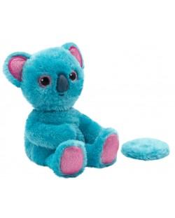 Интерактивна играчка Bigiggles - Повтарящо животинче Bruce, синя коала
