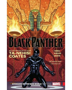 Black Panther Book 4: Avengers of the New World, Part 1