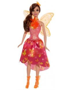 Барби с къса рокля