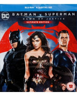 Batman V Superman: Dawn Of Justice Ultimate Edition (Blu-Ray)