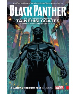 Black Panther A Nation Under Our Feet Book 1 (комикс)