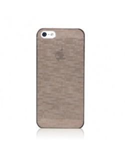 Bling My Thing Mosaic Case за iPhone 5 -  кафяв