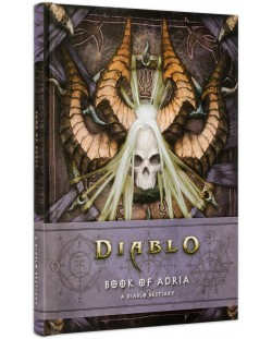 Book of Adria: A Diablo Bestiary (UK edition)