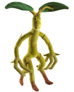 Плюшена играчка Noble Collection Fantastic Beasts - Bowtruckle, 35 cm