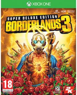 Borderlands 3 Super Deluxe Edition (Xbox One)