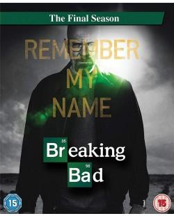 Breaking Bad: Season Five - Part 2, the Final Season (Blu-Ray)