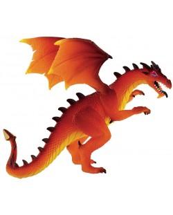 Фигурка Bullyland Fantasy - Огнедишащ дракон Игнис