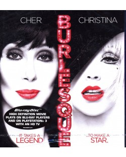 Бурлеска (Blu-Ray)