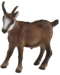 Фигурка Bullyland Animal World/Mountainland/Farmland - Дива коза