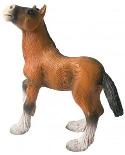 Фигурка Bullyland Animal World/Horses - Шайрско конче